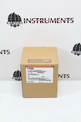 Yaskawa V1000 Cimr-vu40009faa Drive Rev C Cimrvu40009faa -new In Box-