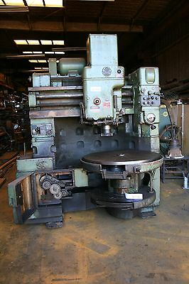 Fellows Type 36 Gear Shaper Sn 30336
