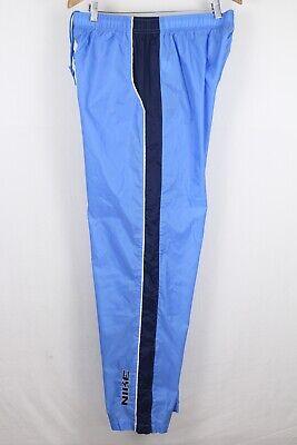 Nike Mens Blue Sz XL Drawstring Track Pants