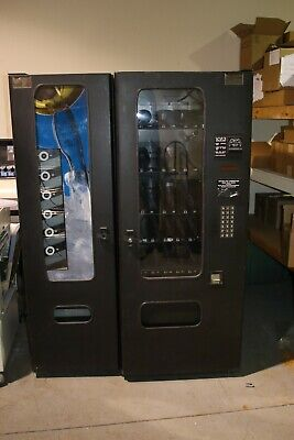 Vending Machine Combo Snack Drink