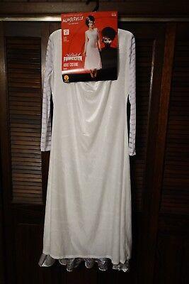 The Bride of Frankenstein Adult Womans Large Costume Dress Universal Monsters](Bride Of Frankenstein Dress)