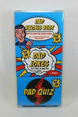 Professor Puzzle Cards Combo Pack Fun Games Top Dad Knows Best Jokes Quiz (Best Fun Card Games)