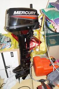 Mercury 6HP outboard motor new condition