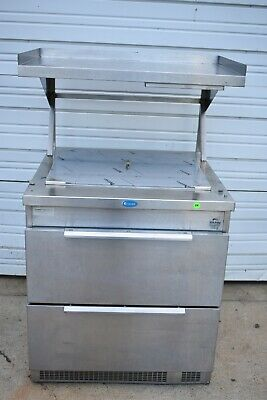 Randell 9412-32d 32 Refrigerated Prep Table