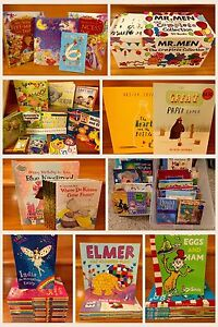 KIDS BOOKS - GREAT XMAS PRESENTS! Will sell separately. Hamilton Brisbane North East Preview