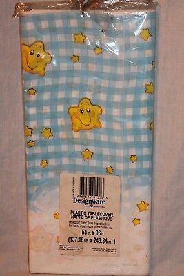 NEW  IN PACKAGE CARE BEARS  TABLE COVER  PARTY SUPPLIES