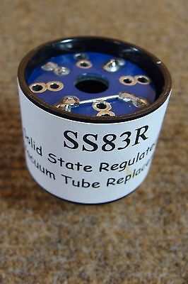 Regulated Solid State 83 Replacement Rectifier ~ TV-7 Hickok B&K Tube Testers ()