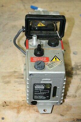 Edwards E2m-1 Dual Stage Vacuum Pump Rotary Vane 110-120v