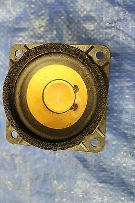 2009 NISSAN GTR R35 AWD OEM FACTORY BOSE DASHBOARD AUDIO SPEAKER VR38 GR6 #1029