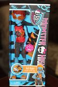 Monster High Holt Hyde Swim Class