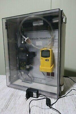 Casella Microdust Pro Apex Air Dust Sampler Aerosol Monitoring System