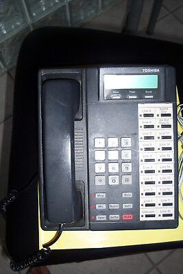 Toshiba Dkt2020-sd Digital Key Business Grade Telephone Lcd Display Phone