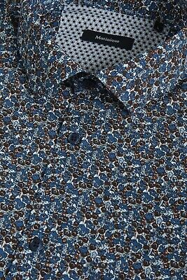 Matinique® Trostol Floral Print Shirt/Claret - Large New AW20