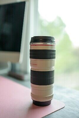 Canon EF 2578A002 70-200mm f/4 L f/4L USM Lens
