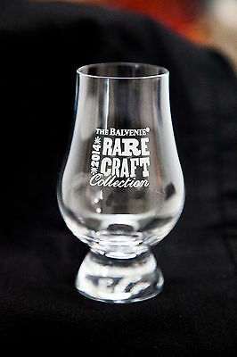 BRAND NEW Balvenie single malt scotch whisky GLENCAIRN whiskey glass OR -