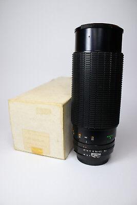 Altes Zoom Objektiv für Nikon AI ,60-300 mm 4.5-5.6 Macro(62 mm) ,als DEKO gebraucht kaufen  Barßel