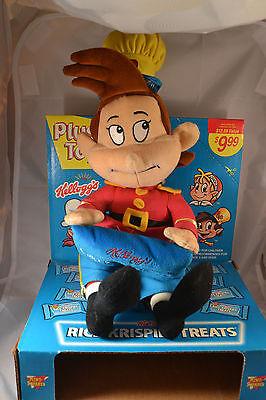 Kellogg's Rice Krispies Treats Mini Square Plush Toy Pop Stuffed Animal - Rice Krispie Treat Pops