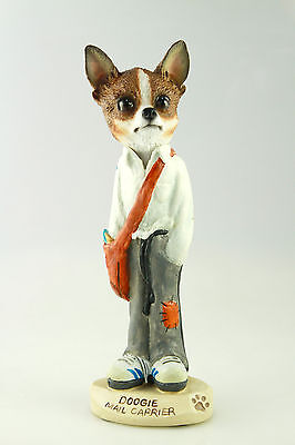 MAIL CARRIER CHIHUAHUA- SEE INTERCHANGEABLE BREEDS & BODIES @ EBAY STORE
