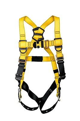 Guardian Fall Protection 37007 Series 1 Full Body Harness Size 3xl