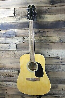 Rogue RD80PK Dreadnought Acoustic Guitar Pack USED #R3257