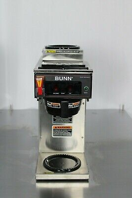 Ding Dent Bunn 12950.0211 Cwtf15-2 Automatic 3.8 Gallon Per Hour Coffee Brewer