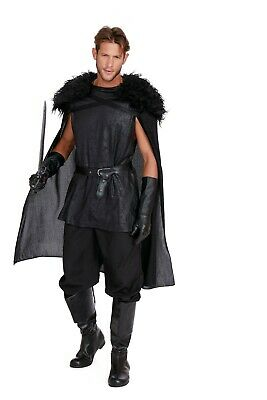 Dreamgirl King Of Thrones Snow Warrior Spiel Erwachsene Herren Halloween Kostüm