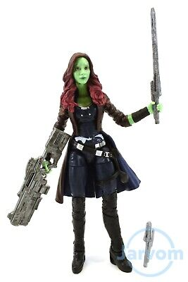 "Marvel Legends 6"" Inch Mantis BAF Wave Thanos Daughter Gamora Loose Complete"