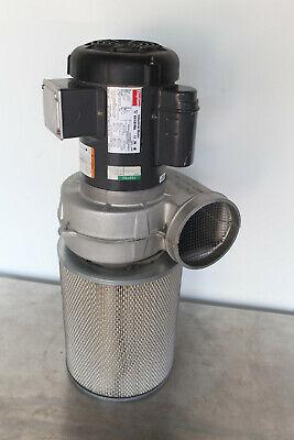 Wayne 1200 Cfm Electra-kool 1000 Industrial Blower 1 Hp 115208-230v Ek1106