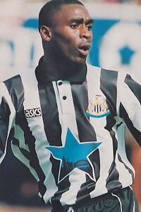 Football-Photo-ANDY-COLE-Newcastle-United-1993-94