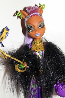Monster High Clawdeen Wolf Ghouls Rule Kostümparty Halloween Doll - Monster High Halloween Wolf Doll