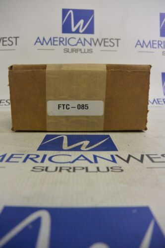 FTC-085 INSTRUMENT TRANSFORMERS 30 AMP CURRENT TRANSFORMER NEW