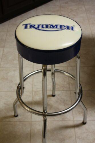 Vintage TRIUMPH Bar Stool
