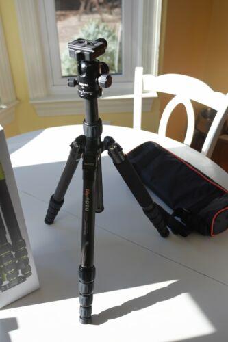 MeFOTO GlobeTrotter Carbon Fiber Tripod