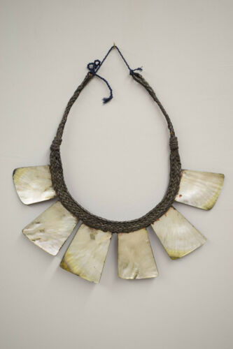 Necklace Ifugao Tribal Shell Necklace