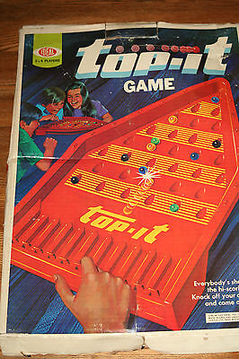 Top-it game by Ideal - 1972