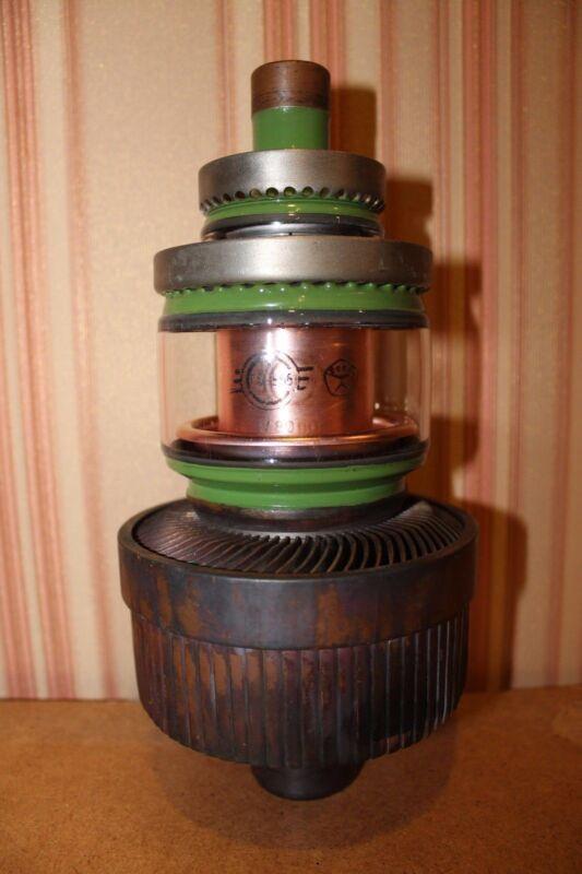 GU-58B TUBE Russian POWER triode generator Output power 4kW USSR NOS