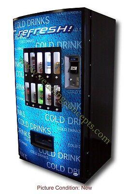 Vendo V721 Refresh Drink Vending Machine