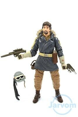 "Star Wars Authentic Black Series 6"" Inch #23 Cassian Andor Eadu Loose Complete"