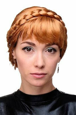 Women's Wig Fairytale Traditional Braided Copper Blonde Blonde - Fairytale Wigs