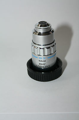 Olympus Microscope Ms Plan 50x Objective