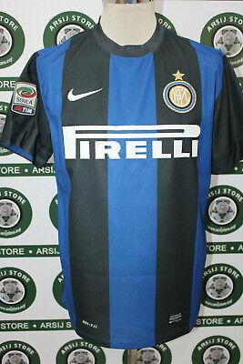 Gebruikt, maglia calcio shirt maillot camiseta trikot INTER ALVAREZ TG M  tweedehands  verschepen naar Netherlands
