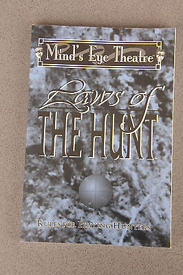 Mind's Eye Theatre - Laws of the Hunt - Rules for Hunters (Vampire Larp/RPG)
