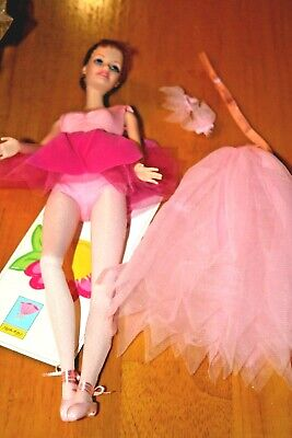 2001 Ballet Star Ballerina Barbie Doll-No Box-never played with Barbie Prima Ballerina Doll