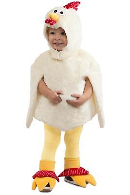Premium Reese the Rooster Infant Baby Child Toddler Costume NEW Chicken