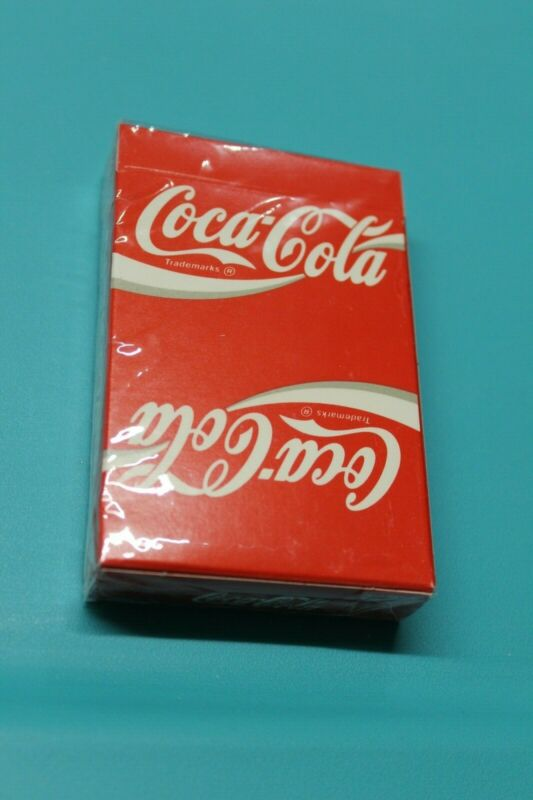 Coca Cola Playing Cards Trademark