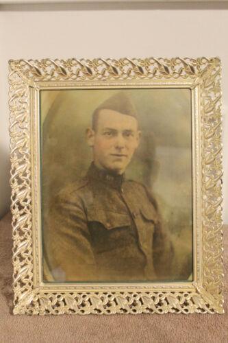 Original WW1 U.S. Army Soldier