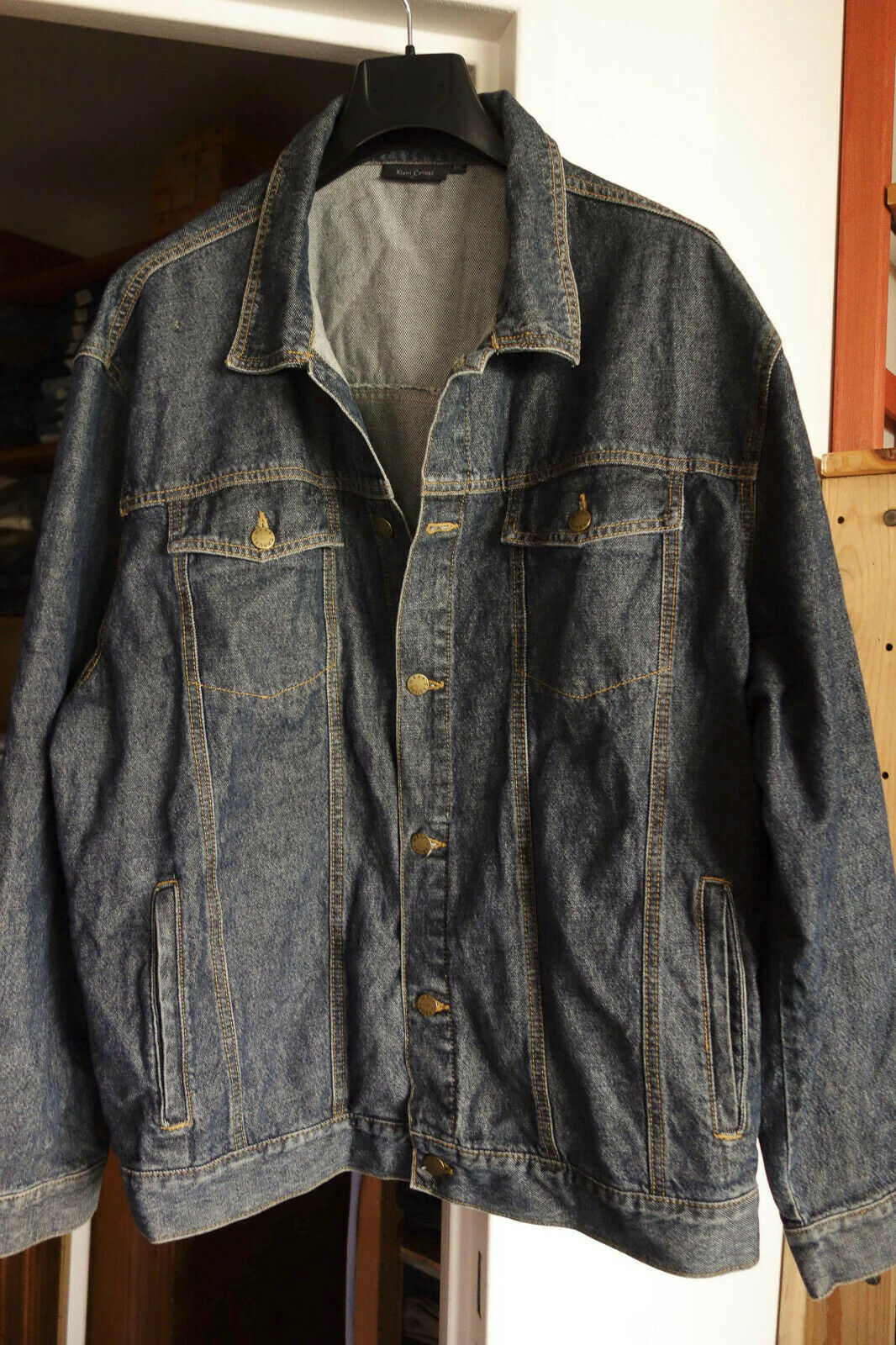 Superbe veste en jean kiabi taille 4xl