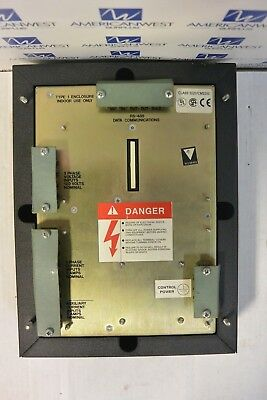 Square D Power Logic Circuit Monitor Only Cm2250 3020 No Power Supply