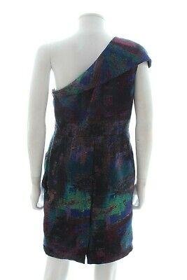 Lela rose galaxy métallique tweed robe / multi / prix de vente recommandé
