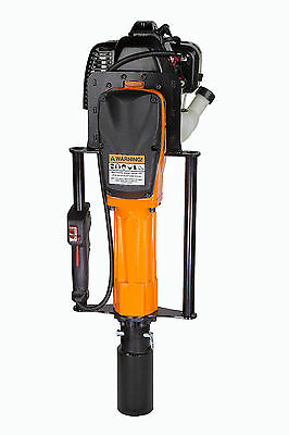 Gas Powered T Post Driver 995.00 By Skidril 2 Stroke